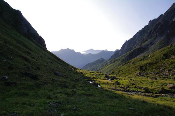 Le vallon du Labas après Bouleste
