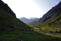 Le vallon du Labas apres Bouleste