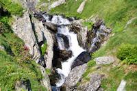 Petite cascade sur le Labas