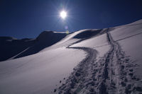 Pic de Barran - Pic du Mont