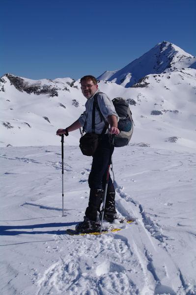 Fred au Pic du Mont