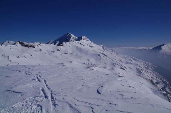 Le Pic de Lhens depuis le Pic du Mont