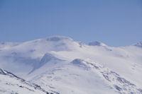 Le Pic de Barran depuis le Col de Moulata