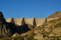 Le barrage de Migouelou