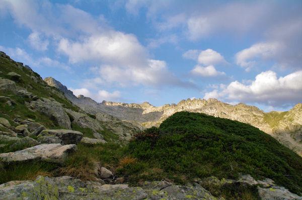 Droit devant, le Pic de Batboucou