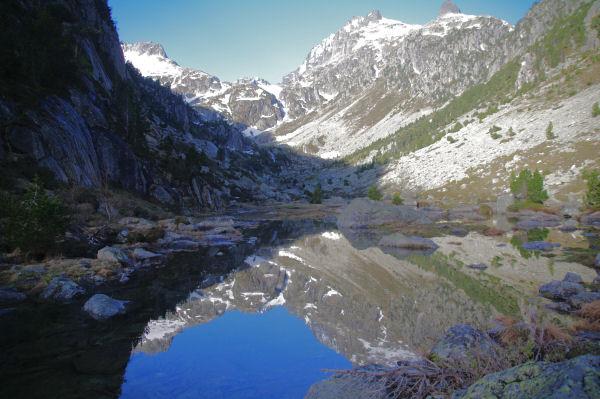 La vallée du Larribet