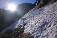 Passage en neve aux echelles