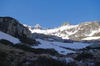 Le Balaitous et le glacier du Pabat