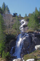 La cascade du Bedat
