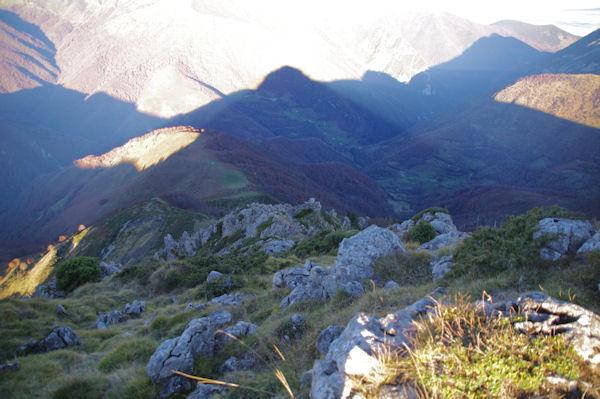 Le spectre du Pic de Bazès dans la vallée de Ferrières
