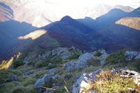 Le spectre du Pic de Bazes dans la vallee de Ferrieres
