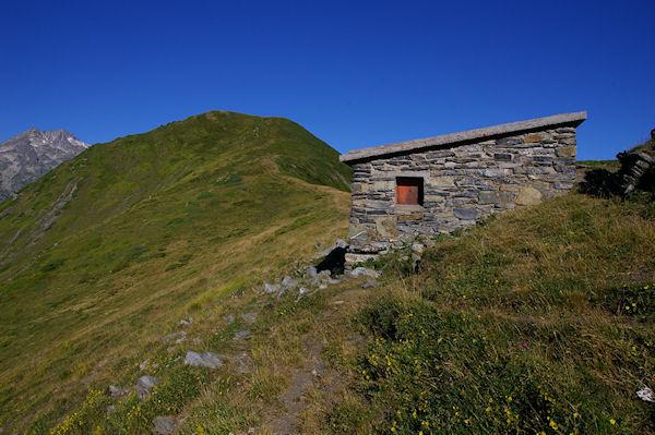 La cabane de Bachebirou