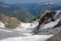 Le Glacier du Taillon