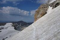 Au dessus du Col des Isards