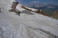Le Glacier de la Brèche