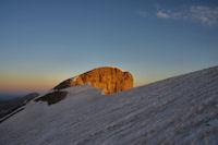 Bivouac sur les hauteurs de Gavarnie - La Tour du Marboré