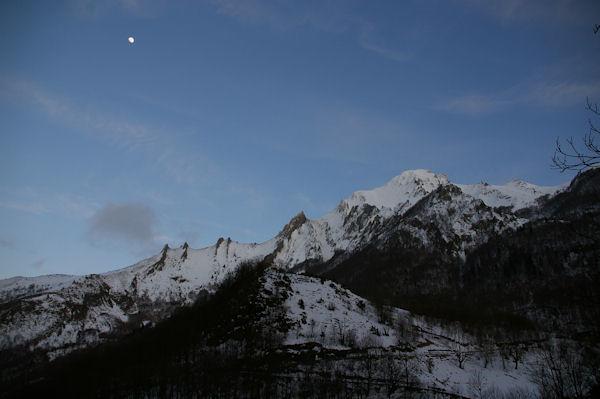 Le Pic du Midi d_Arrens