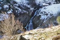 Cascades sur le ruisseau du Labas