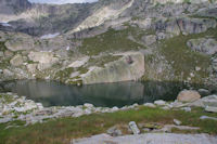 Un des Lacs superieurs de Cambales
