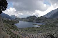 Le grand Lac de Cambales