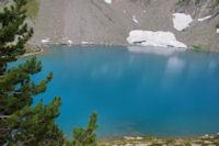 Le Lac superieur d'Opale