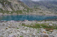 Le Lac moyen d'Opale