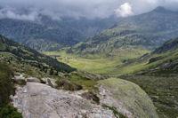 La vallée du Marcadau