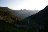 Le vallon d'Estaragne