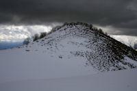 Le Pic de Berbeillet depuis le Cap de Castere