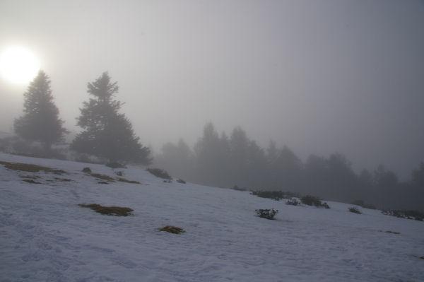 Ambiance au Col de Nestès