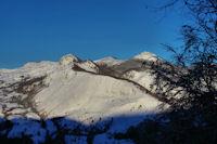 Pic de Cantau, Pic de Berbeillet, Soum de Berducou et Pic de Bazès
