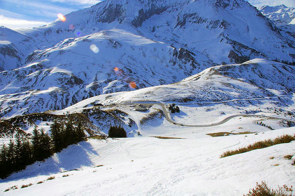 Vue du Col du Soulor