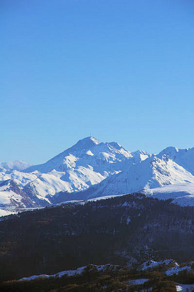 Vue du Pic du Midid de Bigorre