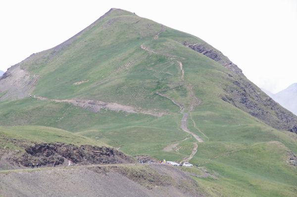 Le Col et le Pic de Tentes