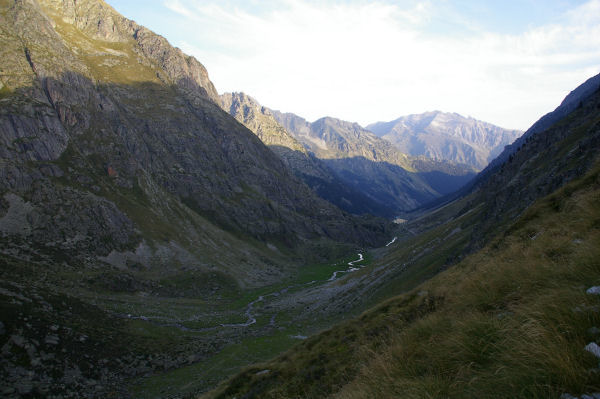 La vallée du gave d&#39Arrens