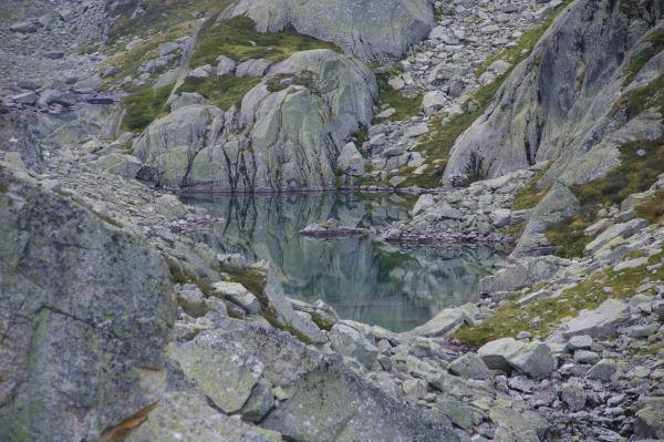 Le premiers des lacs de Remoulis
