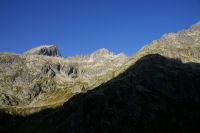 La crete du diable entre le Gavizo-Cristail et le Pic Soulano