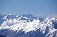 Le Vignemale, seigneur des Pyrenees