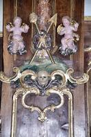 Dans la Chapelle de Pouey Laun