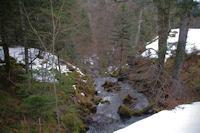Le ruisseau du Bergons