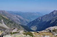Le Val d'Azun, le Lac du Tech emeraude