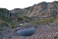 Petit laquet sous le barrage de Migouelou