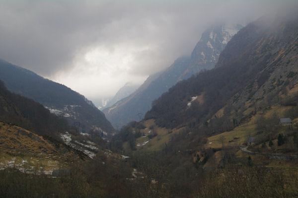 La vallée supérieure du Gave d_Arrens