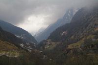 La vallee superieure du Gave d'Arrens