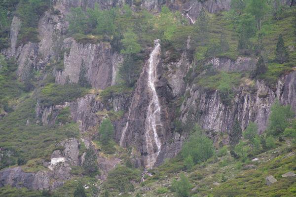Cascades sous le Berdoulet