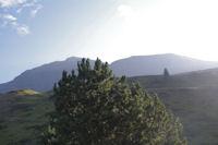 Le Pimene depuis le plateau de Pailla