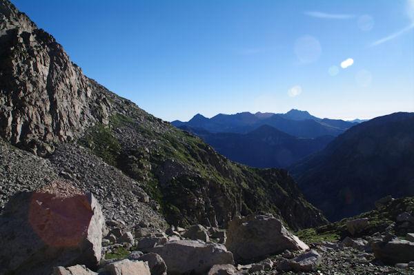 Au dessus du vallon d_Estaragne
