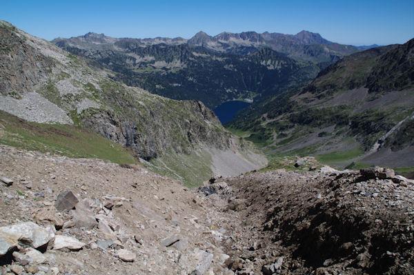 Un talweg au dessus du vallon d_Estaragne