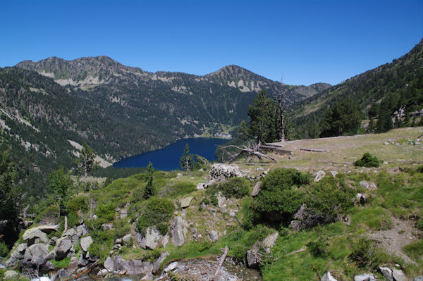 Le lac d_Oredon
