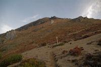 Au pied du Soum de Granquet a la bifurcation a gauche pour aller vers le Pic d'Estibete